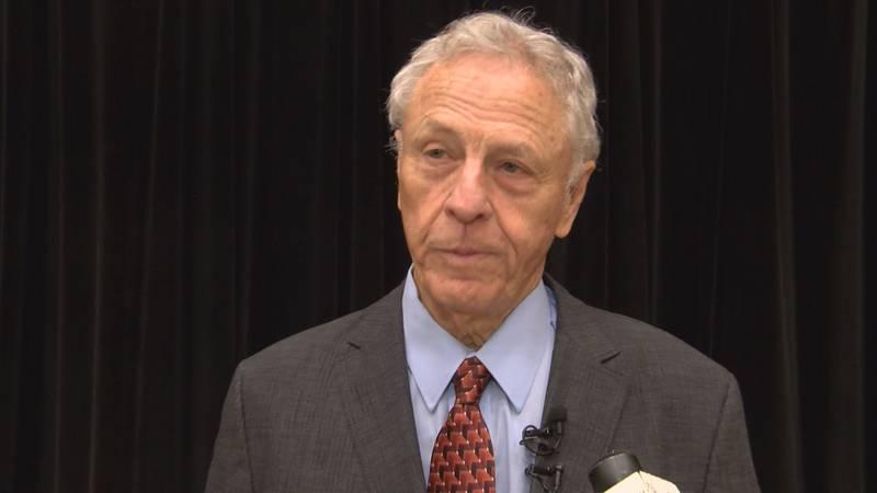 SPLC co-founder Morris Dees (Source: WSFA 12 News file photo