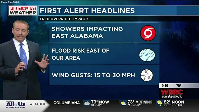 First Alert Weather 9p 8-16-21