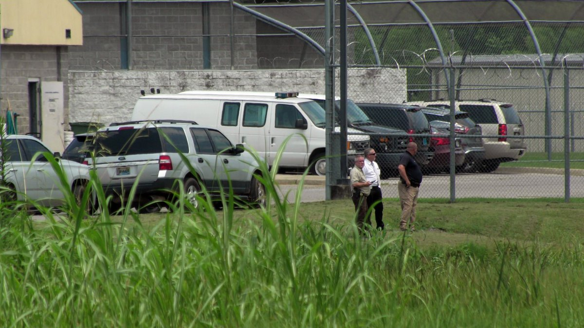 A man escaped custody while headed to the Chilton Co. Jail.