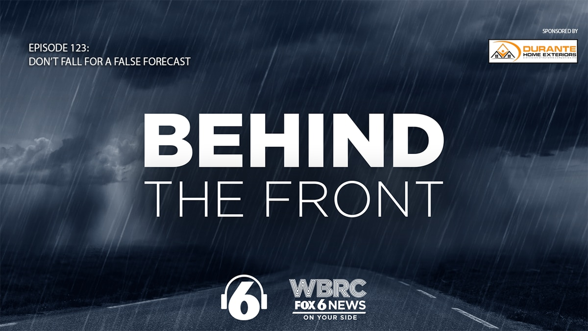 WBRC Chief Meteorologist J-P Dice is getting to the bottom of why false weather information...