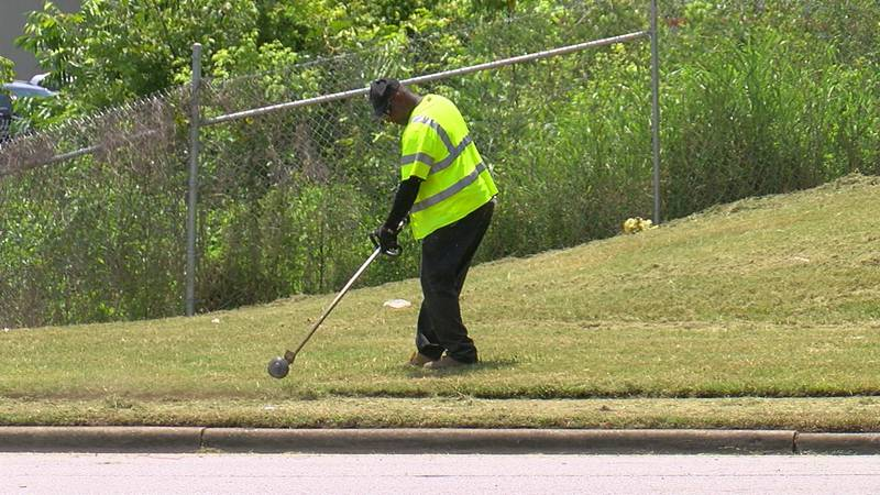 The City of Birmingham gave an update Tuesday on an ongoing clean-up effort launched by Mayor...