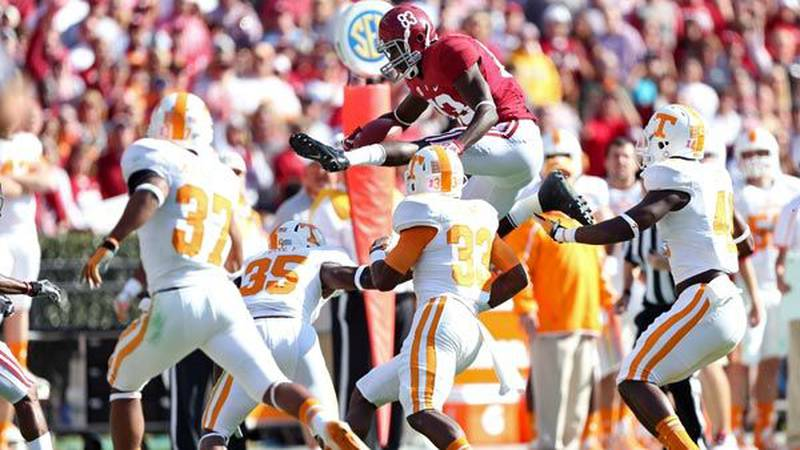 Strength in numbers couldn't help Tennessee last week against Alabama, but can they right the...
