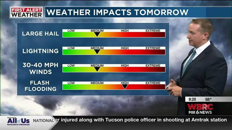 First Alert Weather 9p 10-4-21
