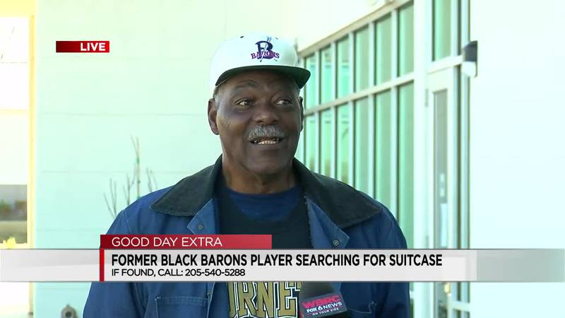One of the last living Birmingham Black Barons players lost almost everything in the January...