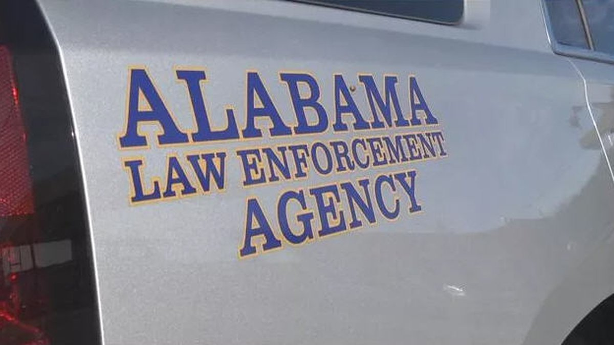 The Alabama Law Enforcement Agency issued an emergency missing child alert.