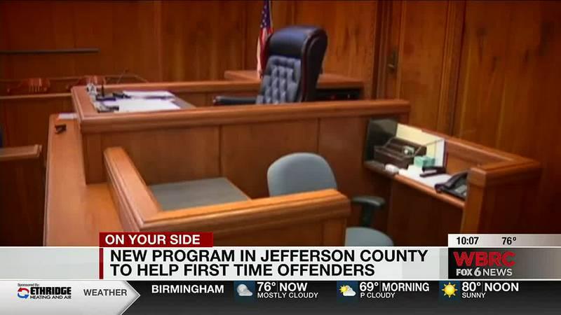 Diversion program in Jefferson County