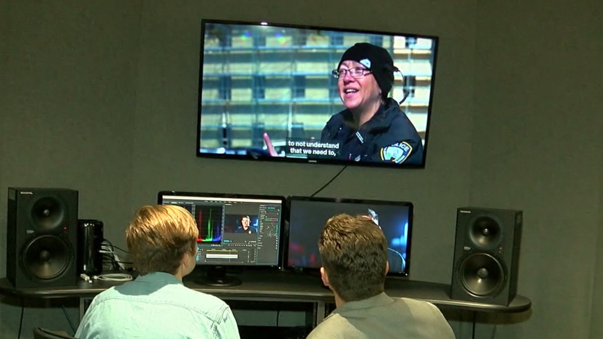 UAPD and Tuscaloosa police teamed up with the UA's Center for Public Television to help create...