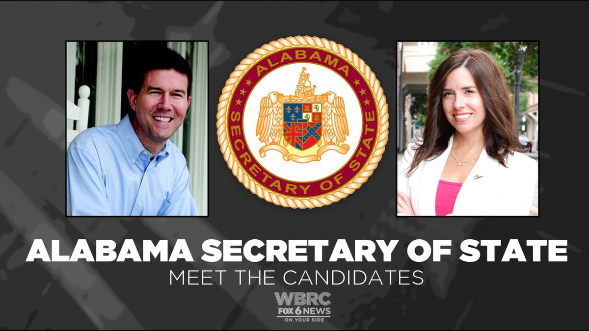 The race for Alabama's top elections official and records keeper pits John Merrill against...