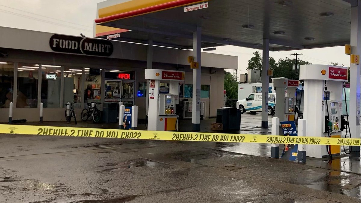 One person dead after shooting at Fairfield gas station