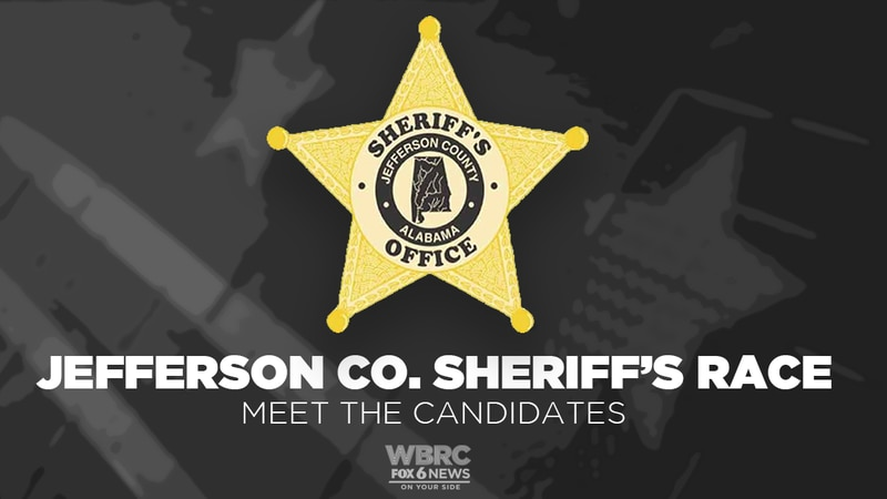 Learn more about the two men running for Jefferson County Sheriff in the 2018 Alabama General...