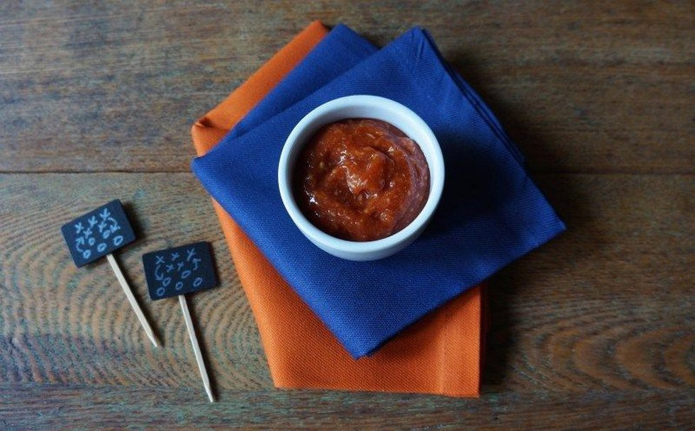 Bloody Mary Cocktail Sauce (Source: Buttermilk Lipstick)
