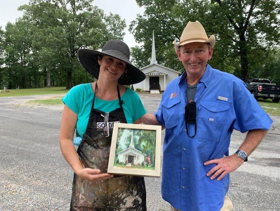 Alabama Plain Art Artists