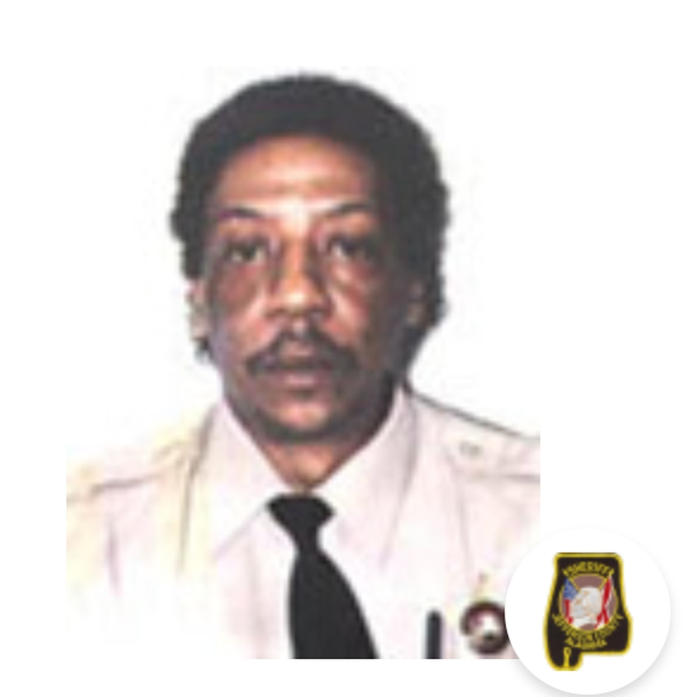 Deputy William Gerome Hardy was shot execution-style on July 19, 1995