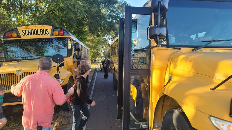 A Cullman Co. school bus carrying students from Harmony school was involved in a crash...