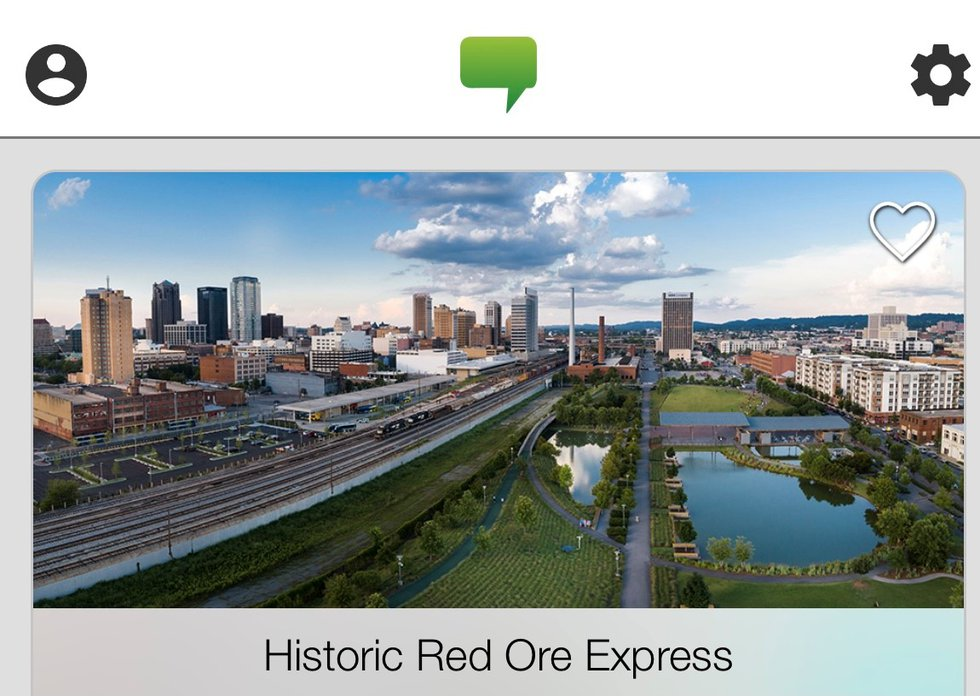 Historic Red Ore Express