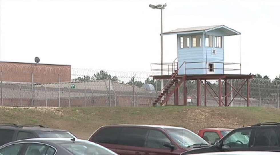 St. Clair County Correctional Facility. Source: WBRC video