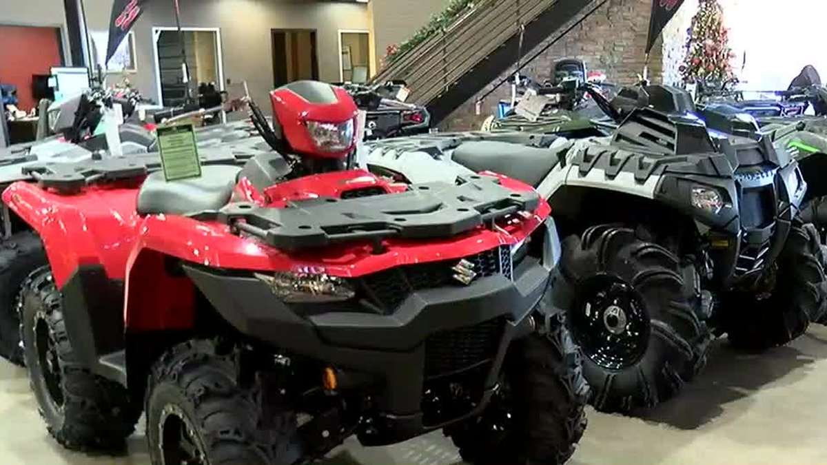 ATV related deaths in East Alabama: Two in 48 hours