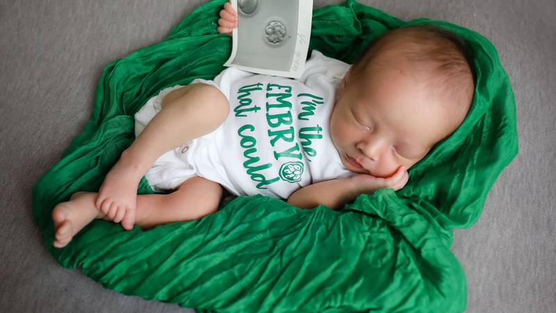 Peter Anthony White was born at DCH Northport to proud parents, Michelle and Chase White.