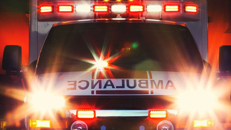 New Hampshire state police said that a 2016 Dodge 2500 pickup truck collided with the riders on...