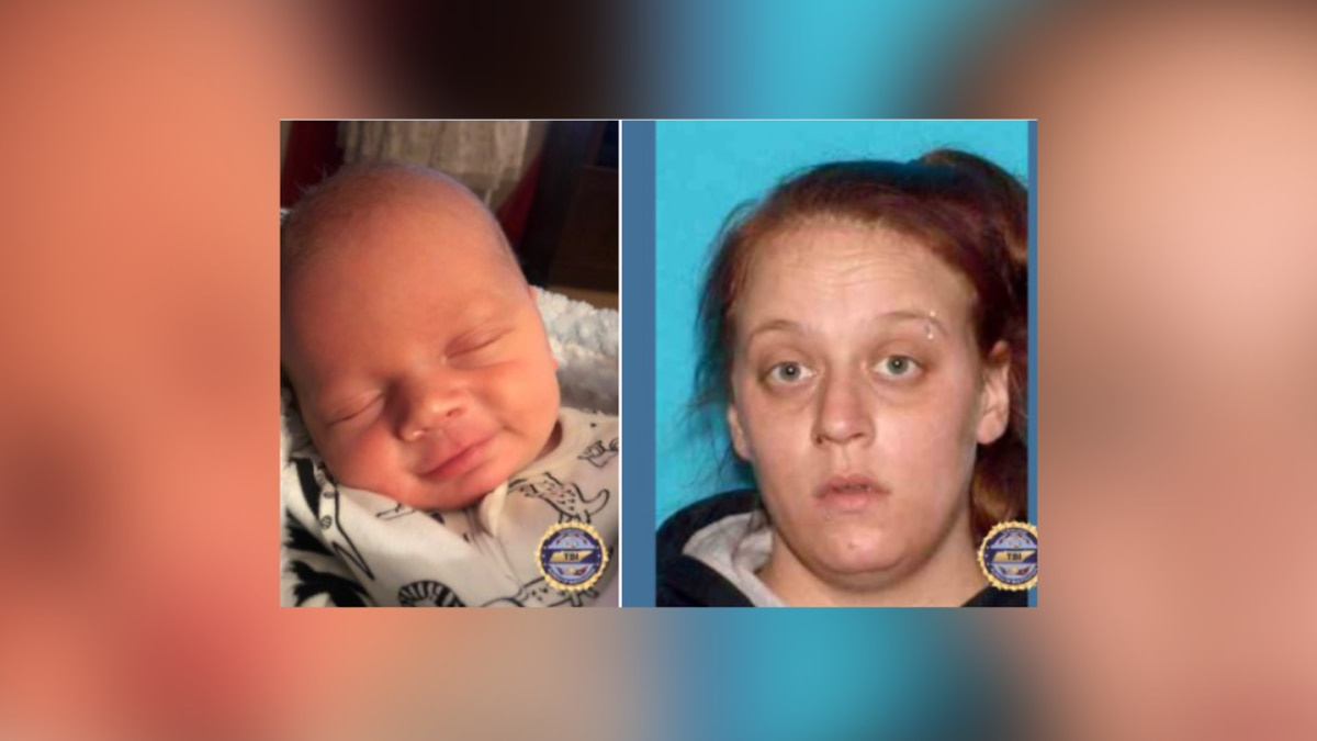 Amber Alert: TBI searching 2-week-old baby missing from Chattanooga