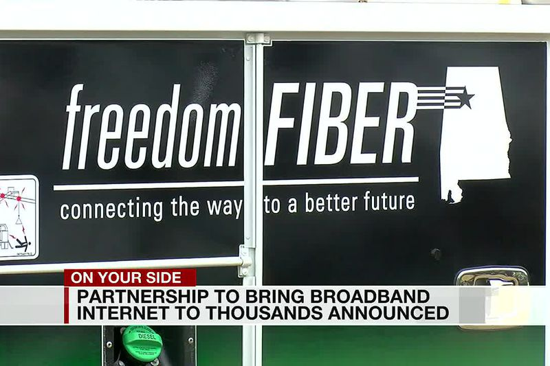 Partnership to bring broadband internet to thousands announced