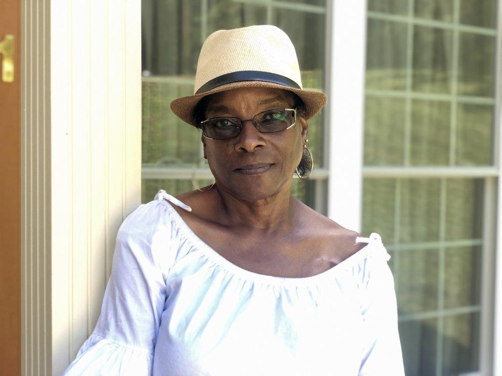 Donna Johnson believes her son is innocent.
