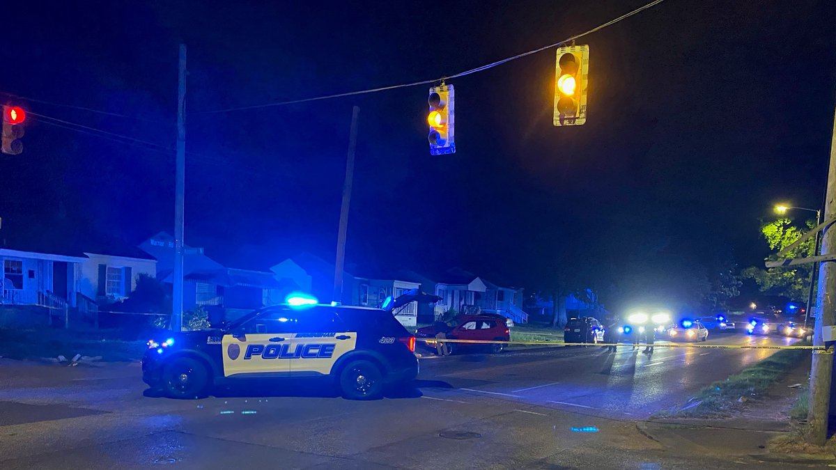 Birmingham PD: Child shot Tuesday evening in Ensley neighborhood