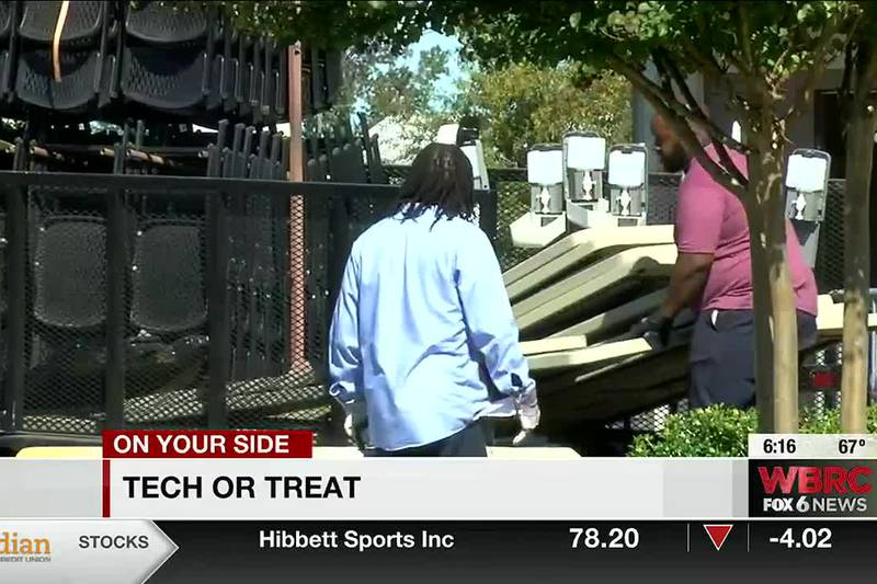 Tech or treat