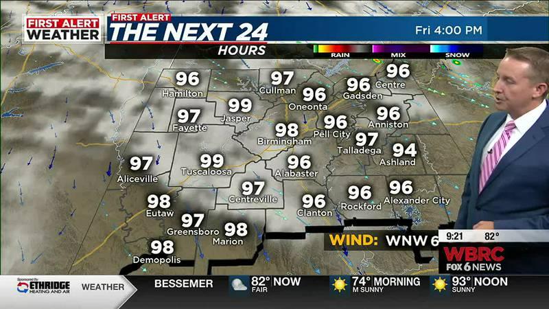 First Alert Weather 9p 7-28-21