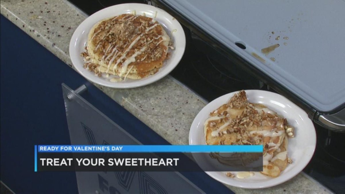 Cinnamon Roll Pancakes from Metro Diner (Source: WBRC video)