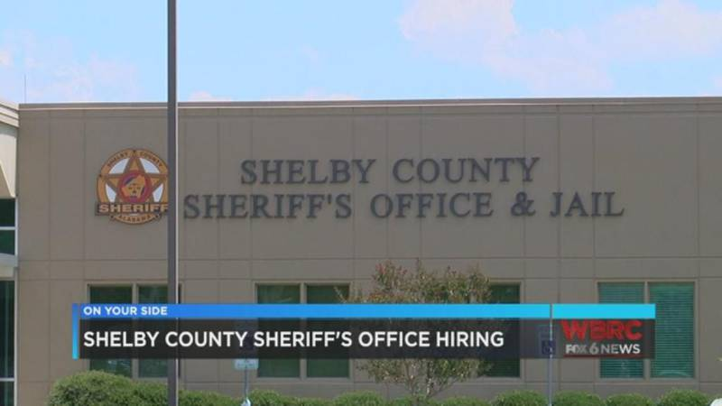 Shelby County Sheriff's Office hiring