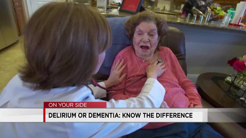 DELIRIUM OR DEMENTIA: KNOW THE DIFFERENCE