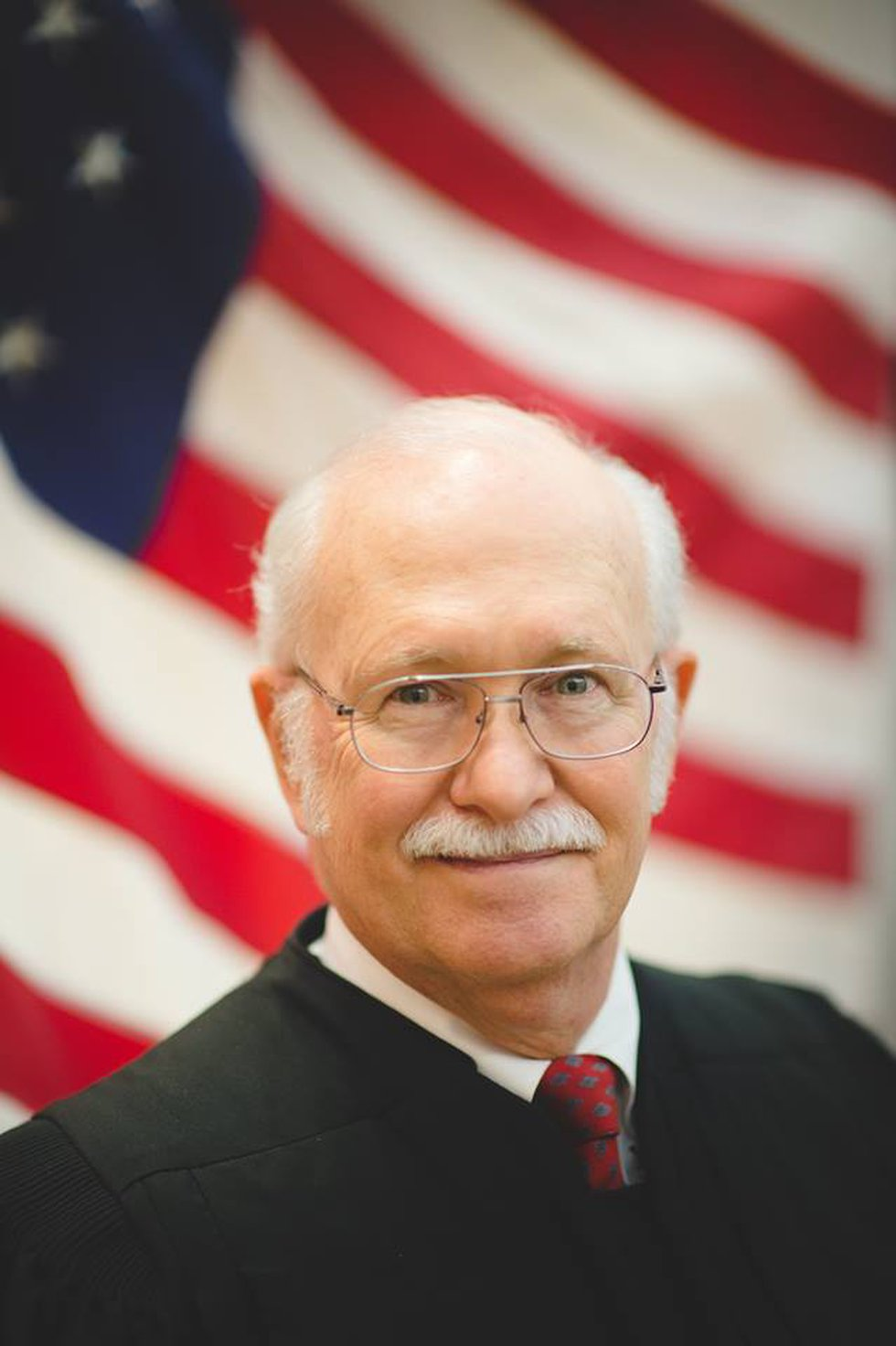 Judge Tom Parker is a Republican running for Alabama Chief Justice