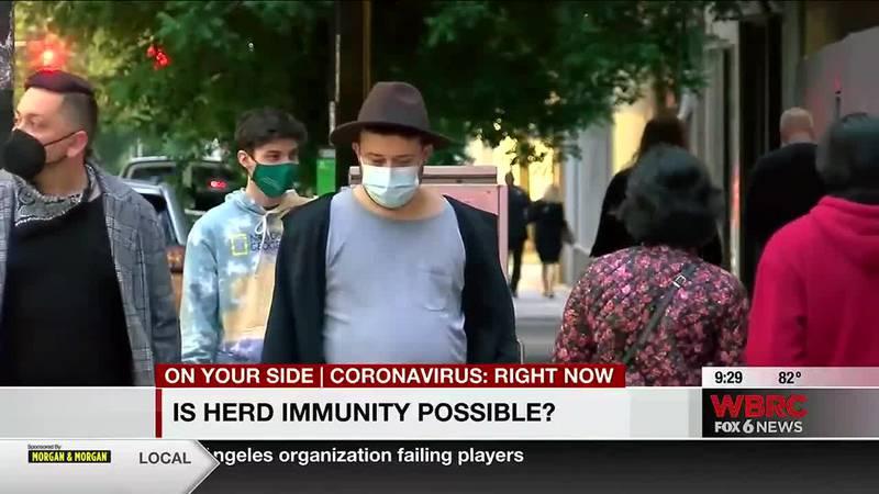 Is herd immunity possible?