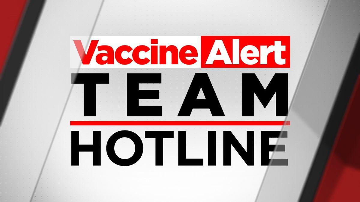 Vaccine Alert Team hotline