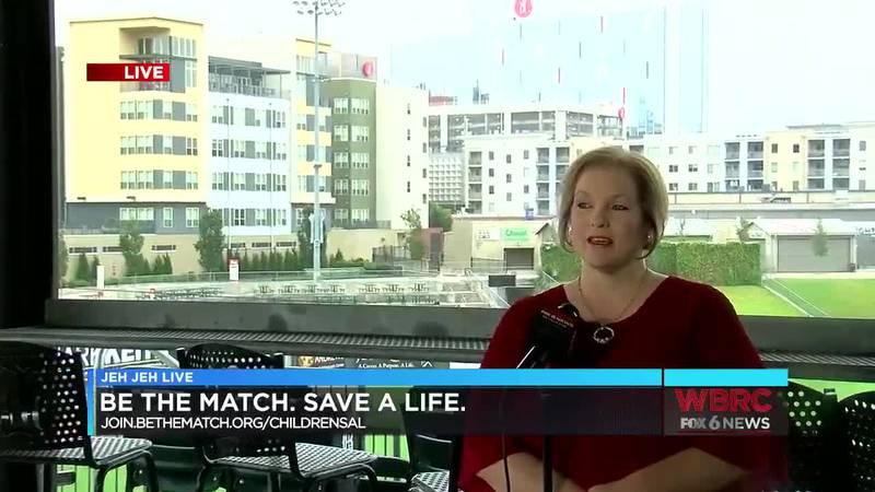 Be a Match. Save a Life.