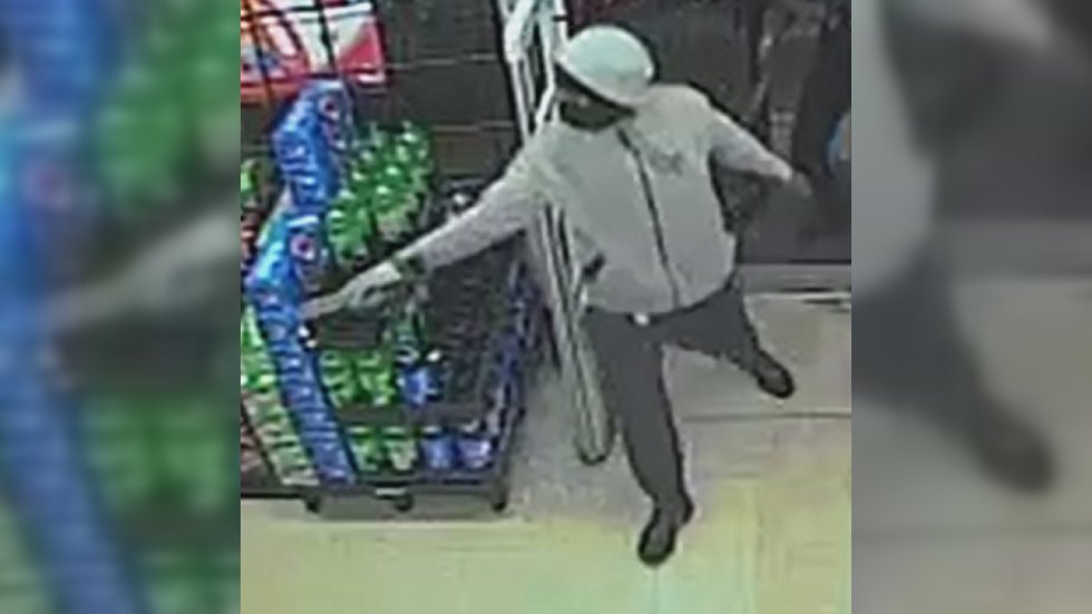 Two men are accused of walking inside a family dollar armed with swords, ready to rob the...