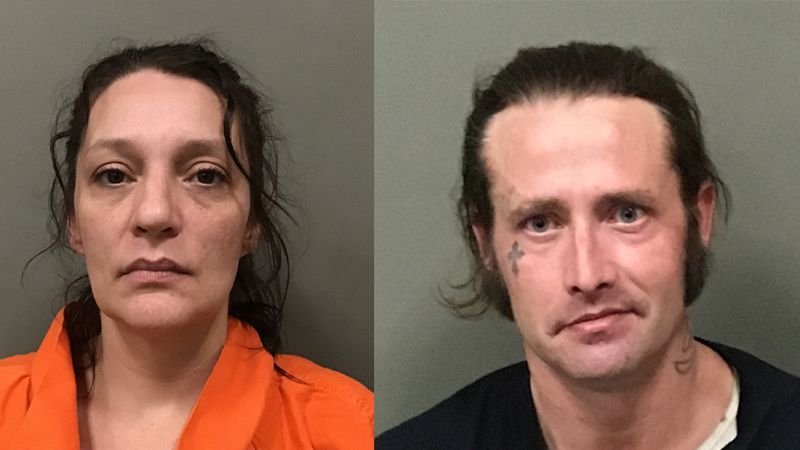 Angela Boswell and William McCloud (Source: Wilkes County Sheriff's Office)