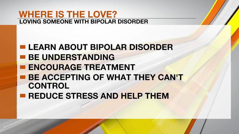 Loving someone who is bipolar