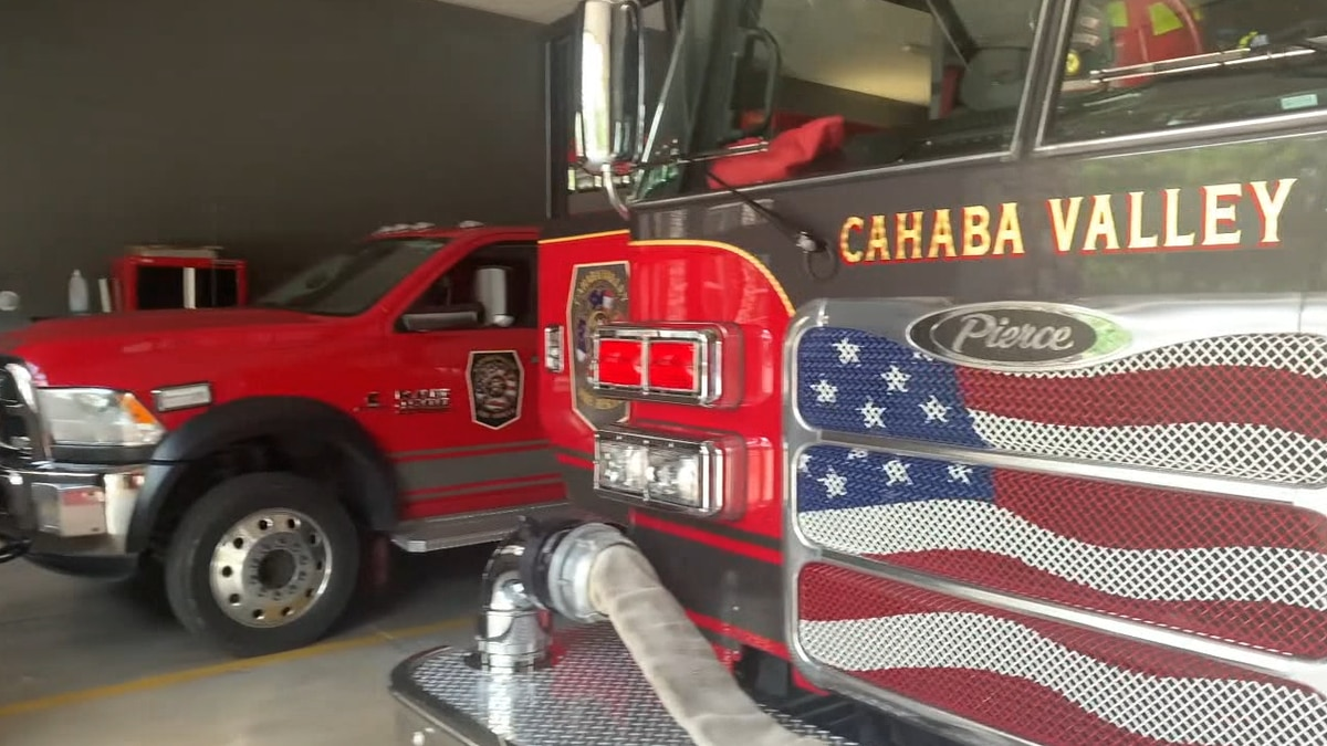 Cahaba Valley Fire Department
