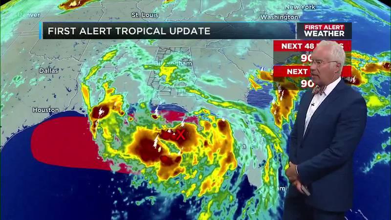 First Alert Weather: 4am update 7-10-19