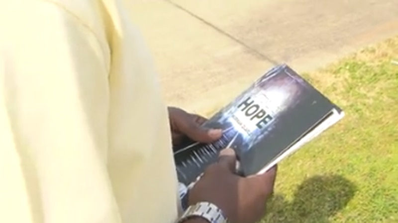 Muscogee County Sheriff's Office buys 300 copies of novel on the life of former inmate