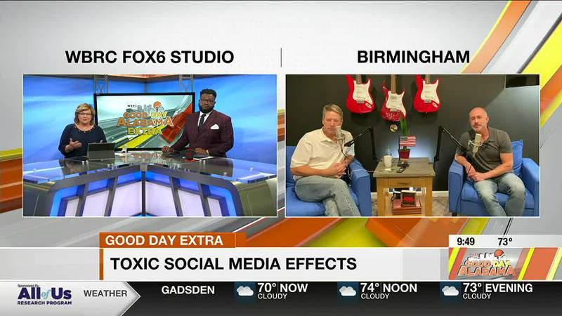 Toxic effects of social media