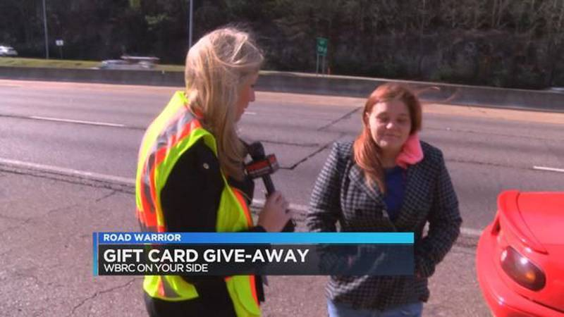 Road Warrior gift card giveaway