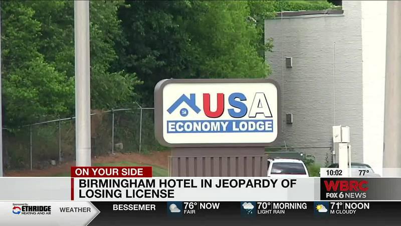 USA Econo Lodge license