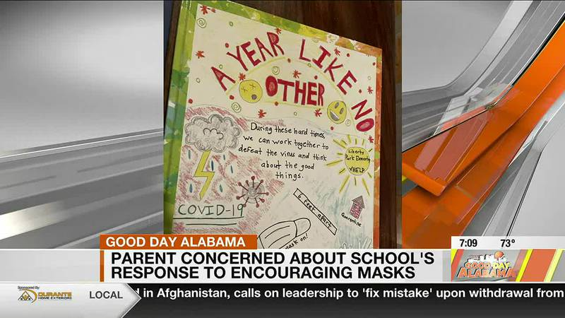 School leaders say masks are strongly encouraged in Vestavia Hills, but one parent says it's...