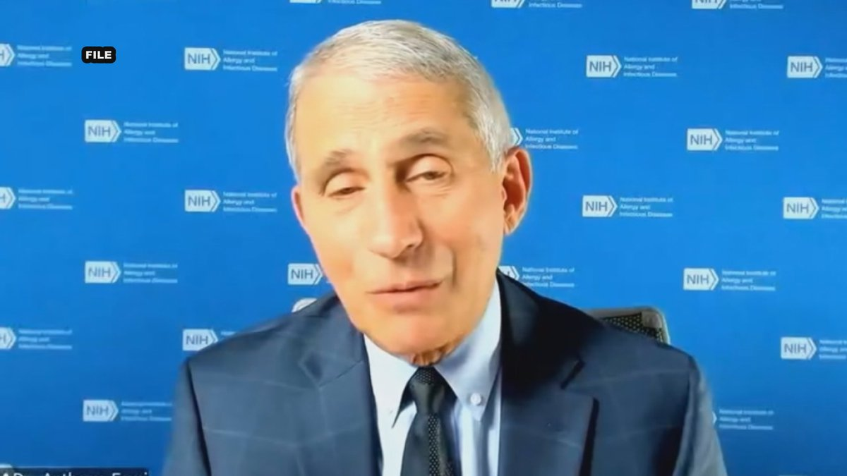 Dr. Anthony Fauci has since apologized for saying that the UK rushed the vaccine process.
