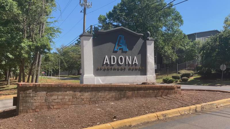 People living at the Adona Apartment Complex in Birmingham said they've been without water for...
