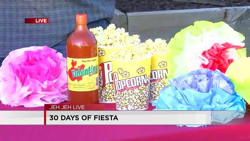 30 Days of Fiesta