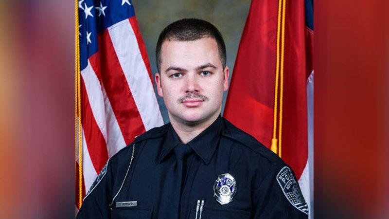 Mount Holly Police Officer Tyler Avery Herndon
